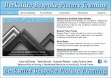 Berkshire Bespoke Picture Framing